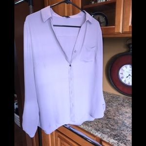 Women's The Limited Large orchid blouse